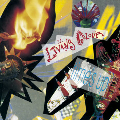 TIME'S UP - Living Colour