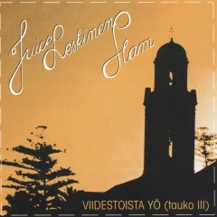 XV yö - Tauko III - Juice Leskinen Slam