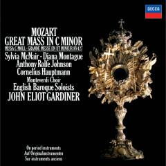 Mozart: Great Mass in C minor - Sylvia McNair, Diana Montague, Anthony Rolfe Johnson, Cornelius Hauptmann, Anthony Robson