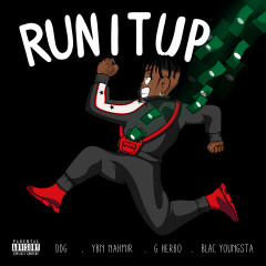 RUN IT UP - DDG, YBN Nahmir, G Herbo, Blac Youngsta