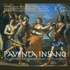 Pacini & Mercadante: Paventa insano - David Parry