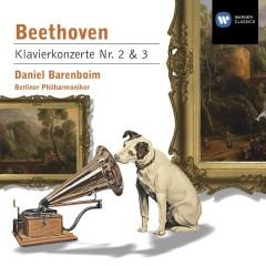 Beethoven: Klavierkonzert Nr. 2 & 3 - Daniel Barenboim, Berliner Philharmoniker