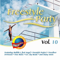 Freestyle Party, Vol. 10 - Various Artists