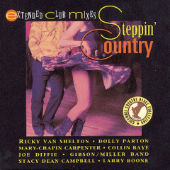 Steppin' Country - Various Artists