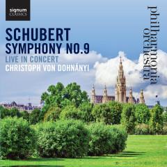 Schubert: Symphony No. 9 - Philharmonia Orchestra, Christoph von Dohnanyi