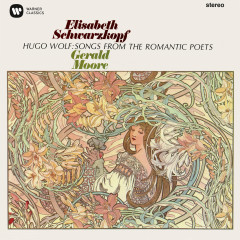 Wolf: Songs from the Romantic Poets - Elisabeth Schwarzkopf, Gerald Moore