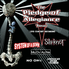 The Pledge Of Allegiance Tour Live Concert Recording - Various Artists