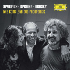 The Complete Duo Recordings - Martha Argerich, Gidon Kremer, Mischa Maisky
