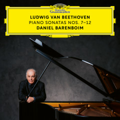 Beethoven: Piano Sonatas Nos. 7-12 - Daniel Barenboim
