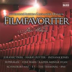 Filmfavoriter av John Williams (GöteborgsMusiken) - Göteborg Wind Orchestra, Alexander Hanson, John Williams