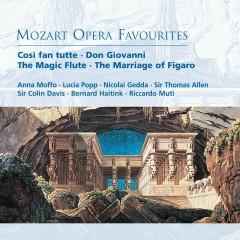 Mozart Opera Favourites - Various Artists
