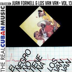 Coleccíon Juan Formell y Los Van Van, Vol. XIII (Remasterizado)