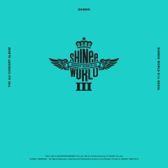 The 3rd Concert Album 'SHINee WORLD III in SEOUL' (CD2) - SHINee