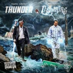 Thunder & Lightning - Suga Free, Pimpin' Young