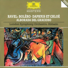 Ravel: Daphnis et Chloë - Paul Edmund-Davies, Martin Gatt, London Symphony Chorus, London Symphony Orchestra, Claudio Abbado