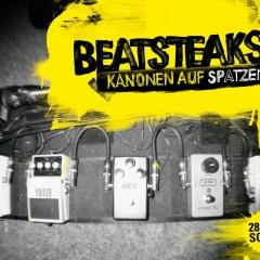 KANONEN AUF SPATZEN - 28 Live Songs - Beatsteaks