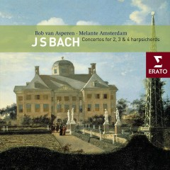 Bach: Harpsichord Concertos etc. - Bob van Asperen