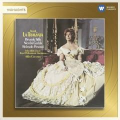 Verdi: La Traviata (Highlights). - Aldo Ceccato
