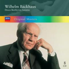 Beethoven: The Piano Sonatas - Wilhelm Backhaus