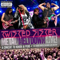 Metal Meltdown (Live) - Twisted Sister