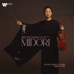 Beethoven: Violin Concerto & Romances Nos 1 & 2 - Midori