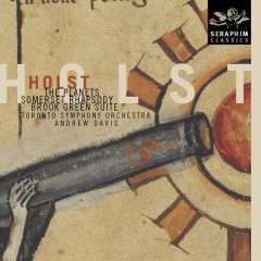 Holst: The Planets And Orchestral Music - Norman del Mar, Bournemouth Sinfonietta