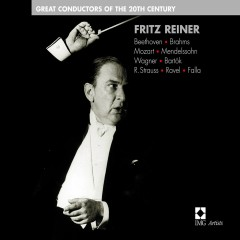 Fritz Reiner: Great Conductors of the 20th Century
