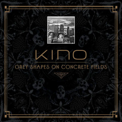 Grey Shapes on Concrete Fields - Kino