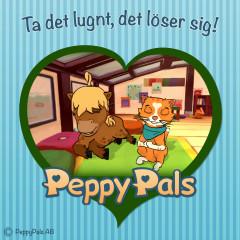 Ta det lugnt, det löser sig! (Ljudbok) - Peppy Pals