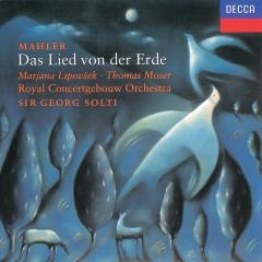 Mahler: Das Lied von der Erde - Thomas Moser, Marjana Lipovsek, Royal Concertgebouw Orchestra, Sir Georg Solti