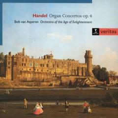 Handel - Organ Concertos Op. 4 - Bob van Asperen