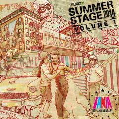 SummerStage 2014 Fania 50th Anniversary, Vol. 1 - Various Artists