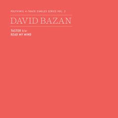 Polyvinyl 4-Track Singles Series, Vol. 2 - David Bazan