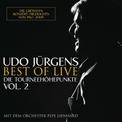 Best of Live - Die Tourneehöhepunkte, Vol. 2 - Udo Jürgens