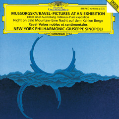 Mussorgsky: Pictures at an Exhibition - New York Philharmonic Orchestra, Giuseppe Sinopoli
