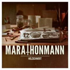 Holzschwert / Kein Rückzug Kein Aufgeben - Marathonmann