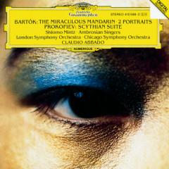 Bartók: The Miraculous Mandarin Op.19; Two Portraits Op.5 / Prokofiev: Scythian Suite Op. 20 - Shlomo Mintz, The Ambrosian Singers, London Symphony Orchestra, Chicago Symphony Orchestra, Claudio Abbado