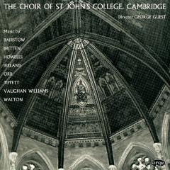 Twentieth Century Church Music - Choir Of St. John's College, Cambridge, Brian Runnett, George Guest