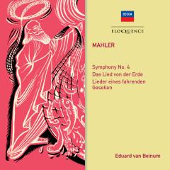 Mahler: Symphony No. 4; Das Lied von der Erde; Lieder - Eduard Van Beinum