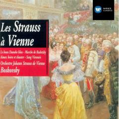 The Strausses of Vienna - Willi Boskovsky, Wiener Johann Strauss Orchester