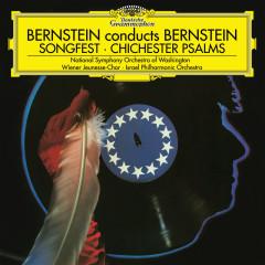 Bernstein: Songfest, Chichester Psalms - National Symphony Orchestra Washington, Israel Philharmonic Orchestra, Leonard Bernstein, Wiener Jeunesse-Chor