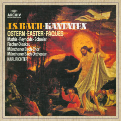 Bach, J.S.: Cantatas for Easter - Münchener Bach-Orchester, Karl Richter, Münchener Bach-Chor