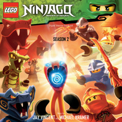 Ninjago Masters Of Spinjitzu™: 2 (Original Television Soundtrack) - Jay Vincent, Michael Kramer