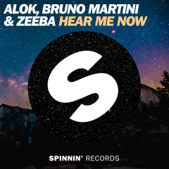 Hear Me Now - Alok, Zeeba, Bruno Martini
