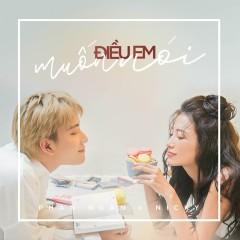 Điều Em Muốn Nói (Single) - Phan Ngân, NICKY ST.319