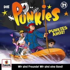021/Punkies Ahoi! - Die Punkies
