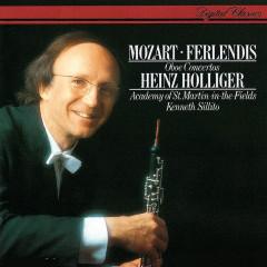 Mozart & Ferlendis: Oboe Concertos - Heinz Holliger, Academy of St. Martin in the Fields, Kenneth Sillito