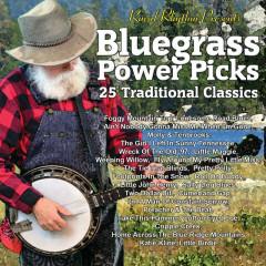 Bluegrass Power Picks: 25 Traditional Classics - Various Artists