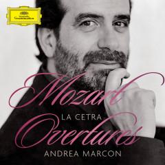 Mozart: Overtures - La Cetra Barockorchester Basel, Andrea Marcon