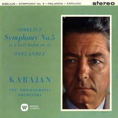 Sibelius: Symphony No. 5, Finlandia - Herbert von Karajan
